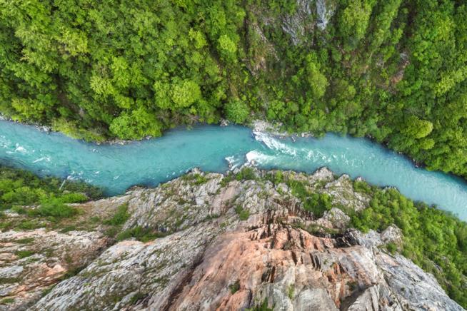 canyon del Fiume Tara,