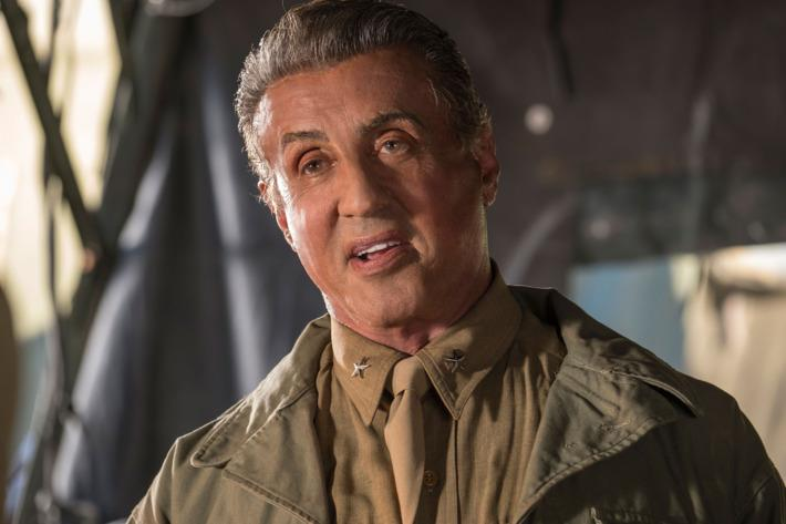 Sylvester Stallone nella serie This is Us