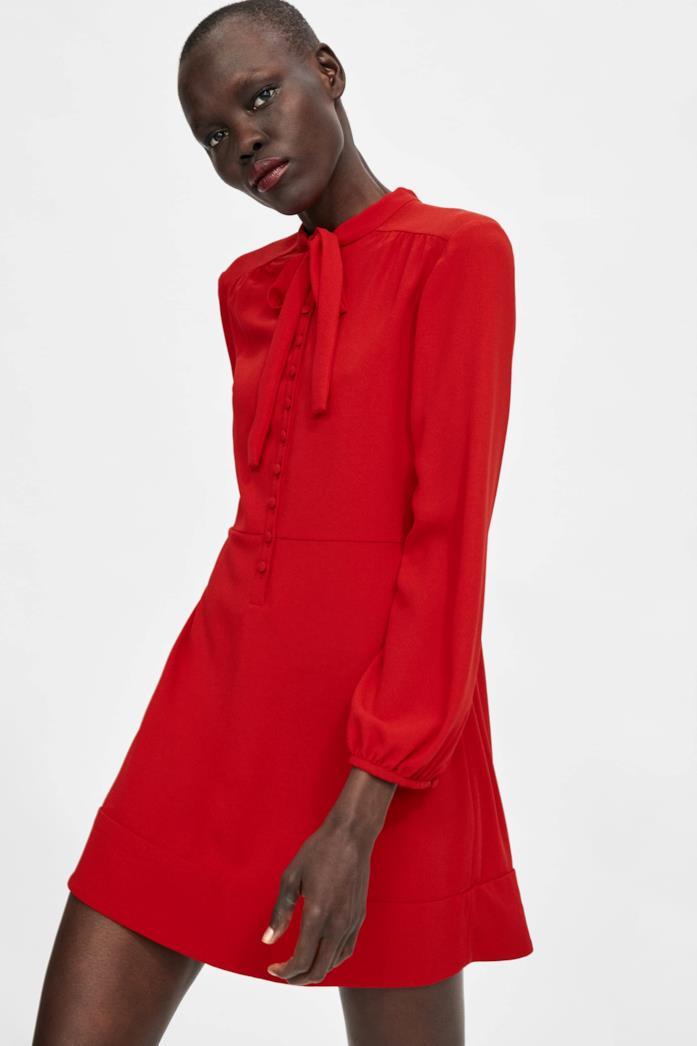 prezzo ufficiale aspetto estetico vestibilità classica Zara Donna: tutti gli outfit color block della collezione
