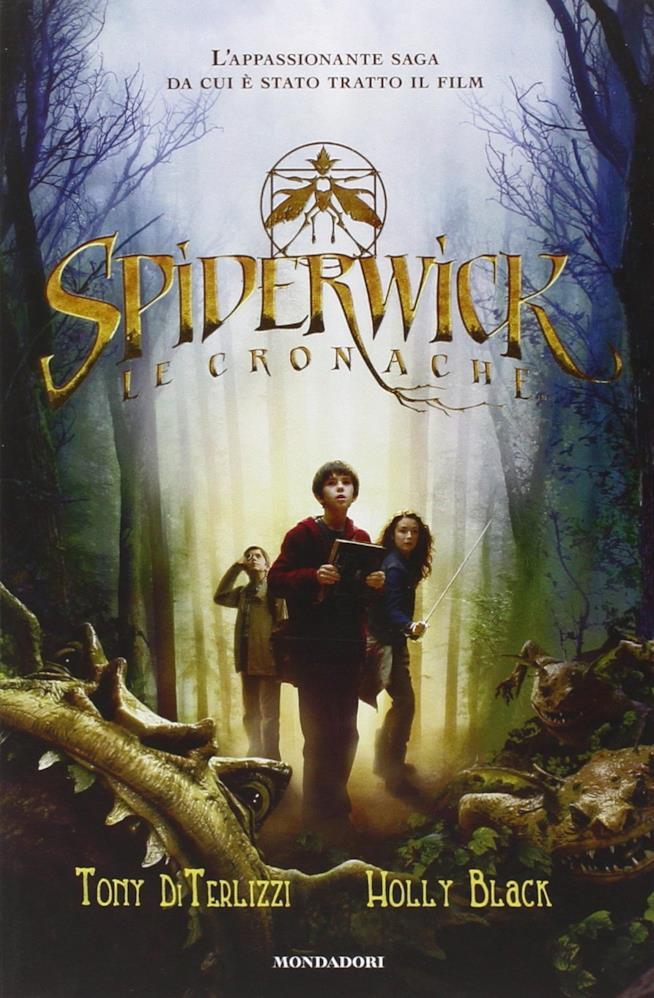 Copertina di Spiderwick. Le cronache