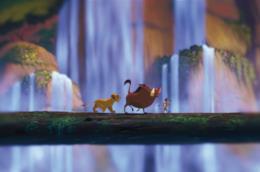 Il Re Leone dall'animazione al live action