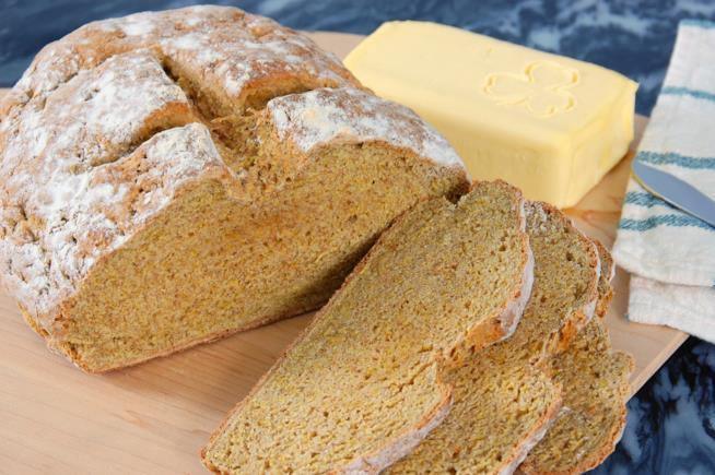 Pane irlandese: Festa di San Patrizio