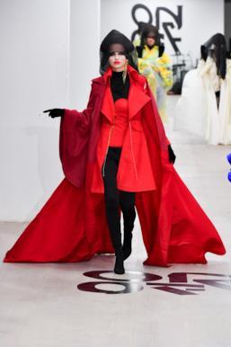 Sfilata ON-OFF PRESENTS Collezione Donna Primavera Estate 2020 Londra - CSC_1282