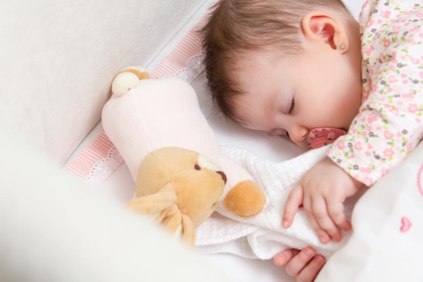 Il doudou: un fedele alleato per la nanna del vostro bambino