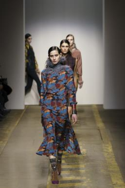 Sfilata MORFOSIS Collezione Alta moda Autunno Inverno 19/20 Roma - 27