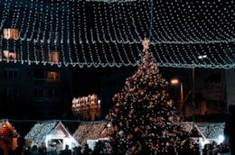 Città a Natale