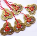 Ricchezza e successo monete Feng Shui