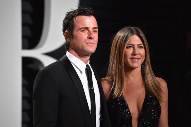 Justin Theroux e Jennifer Aniston sono una coppia di lunga data