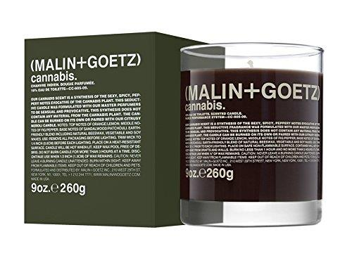 Candela profumata alla cannabis Malin+Goetz