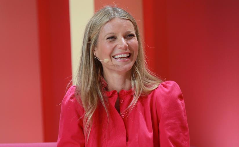 Gwyneth Paltrow sorridente