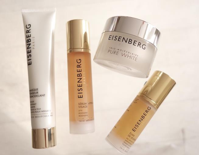 Quattro trattamenti beauty di Eisenberg Paris