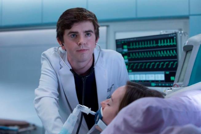 The Good Doctor: un'immagine dall'episodio 8 della prima stagione