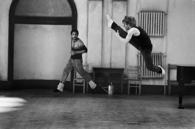 John Travolta e Olivia Newton John, i due protagonisti di Grease