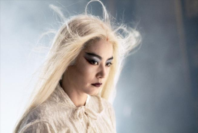 Brigitte Lin nel fantasy Bride with White Hair