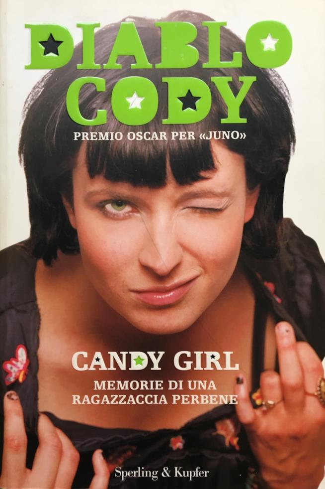 Il libro di Diablo Cody, Candy Girl