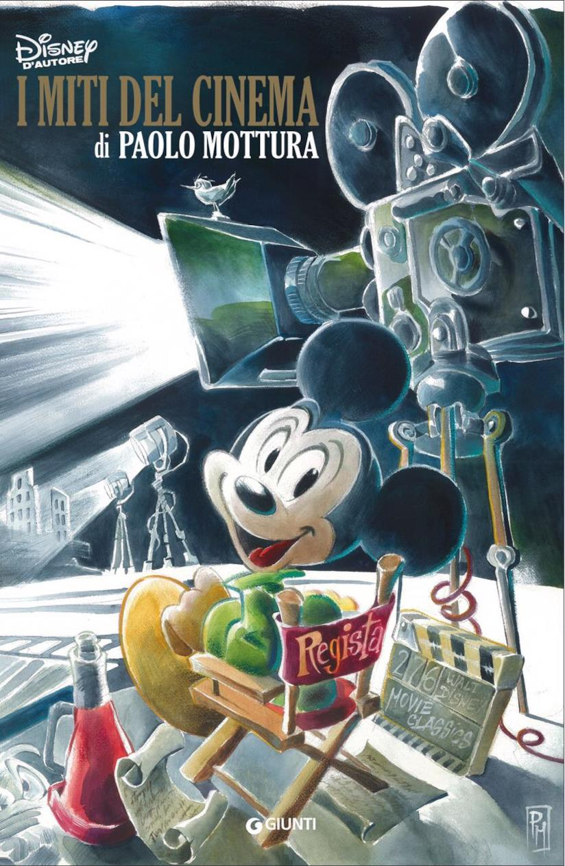 I miti del cinema. Disney d'autore