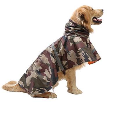 Impermeabile camouflage