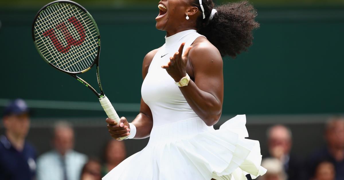 Serena Williams: 'Mi vergognavo del mio corpo, volevo essere come mia sorella Venus'