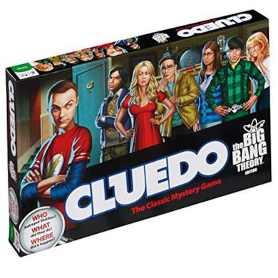 Cluedo Big Bang Theory [importato da UK]