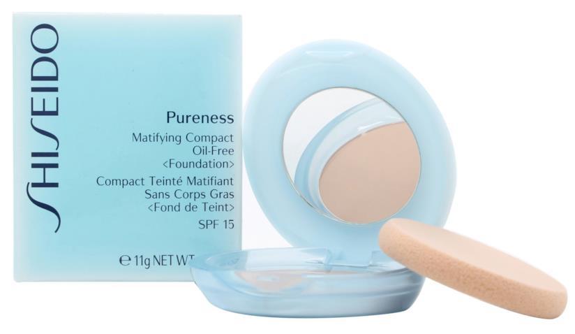 Fondotinta per pelli acneiche Pureness di Shiseido