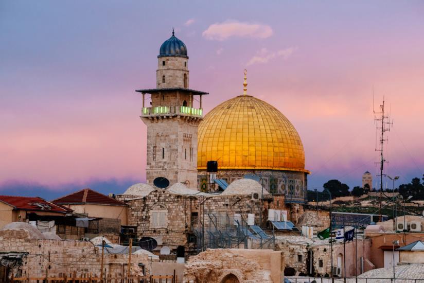 Aprile in Israele