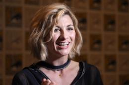 Jodie whittaker al Comic-Con di San Diego