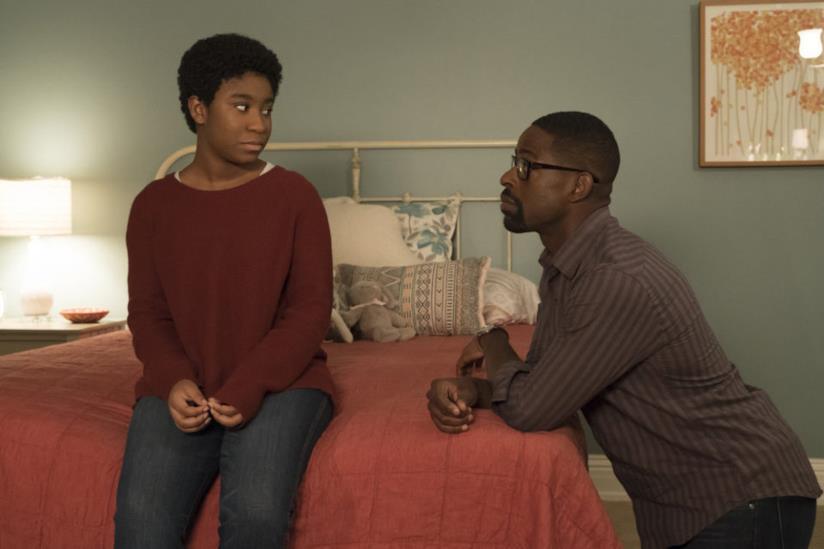 Una scena dell'episodio 02x17 di This is Us