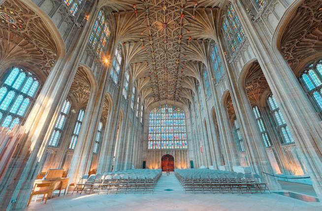 Nella cappella di San Giorgio si sposeranno Harry e Meghan