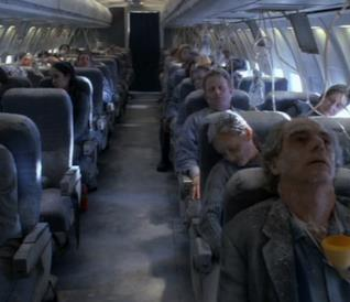 Una scena dal finale della prima stagione di Ghost Whisperer