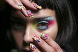 Immagini di unghie decorate per il 2019