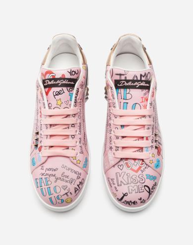 Sneakers Portofino Dolce e Gabbana