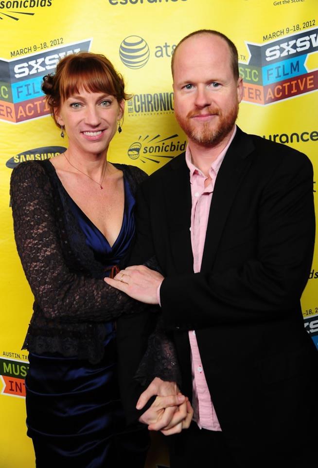 Joss Whedon e la ex moglie, Kai Cole