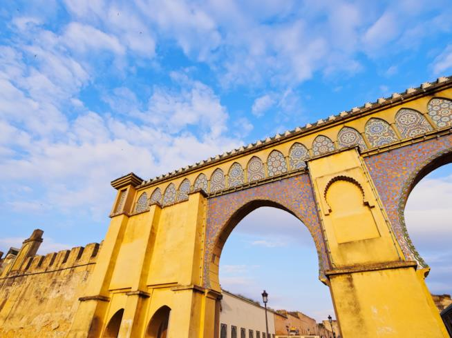 Ingresso del Moulay Ismail