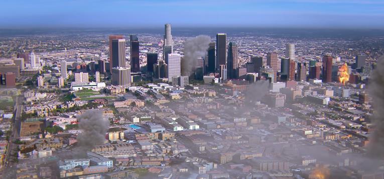 911: un'immagine dal primo episodio della seconda stagione