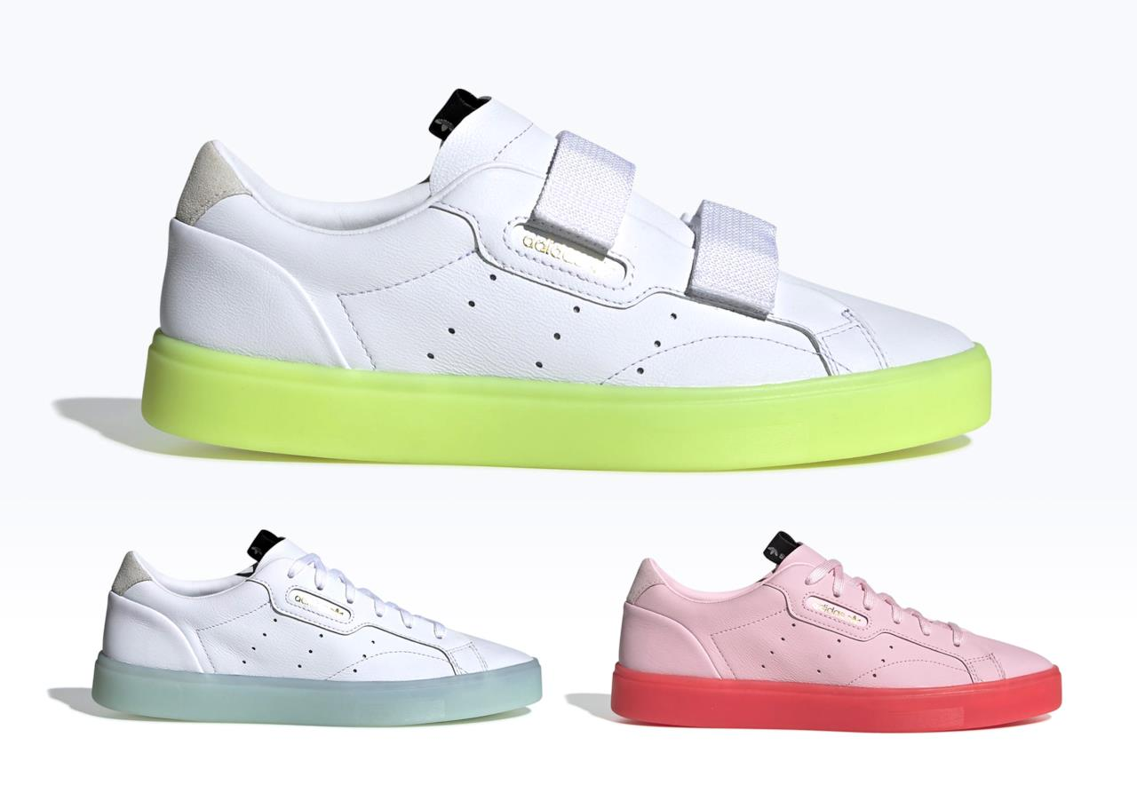 Adidas Sleek la primavera è nell aria ee0a96d9089