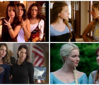 Streghe, Buffy l'Amazzavampiri, Supergirl, C'era una volta