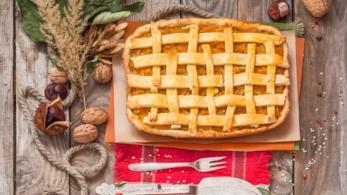 Ricetta torta della nonna con farina di castagne e mele