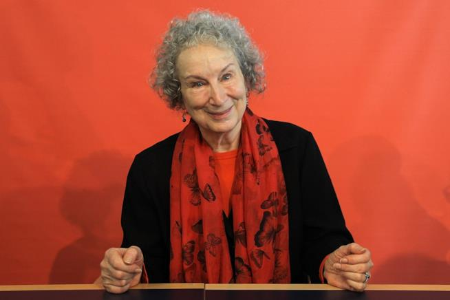 Margaret Atwood a Berlino