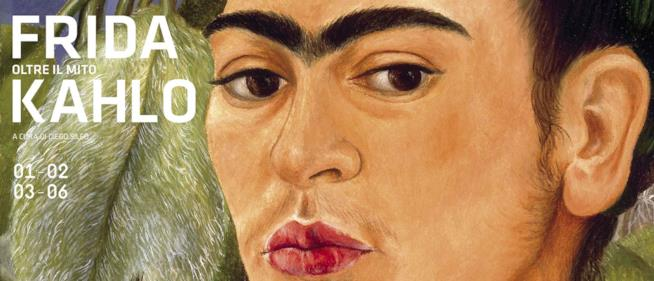 Frida. Oltre il mito, la mostra dedicata a Frida Kahlo
