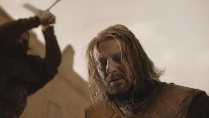 Ned Stark, la morte del personaggio di Il Trono di Spade è stata uno choc