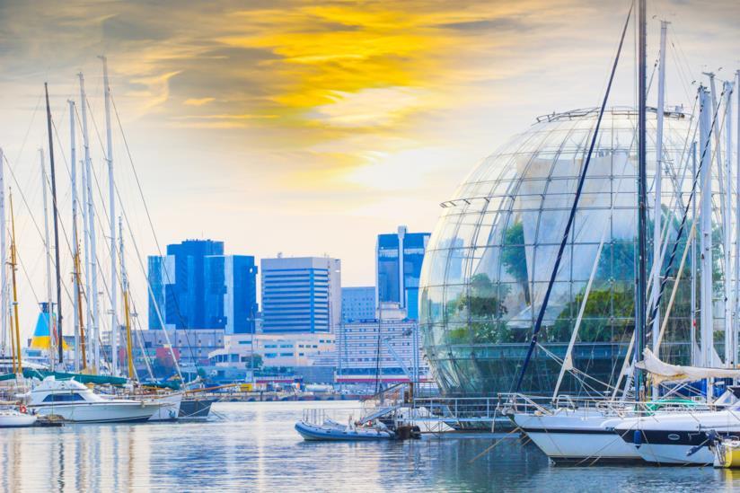 Gli acquari più spettacolari al mondo: top ten: Acquario di Genova, Italia