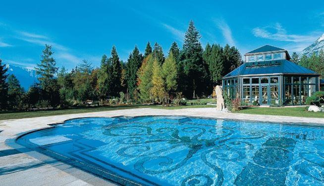 spa resort le più belle del 2018: Interalpen hotel tyrol