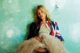Kate Moss apre le porte della sua casa di Londra