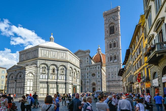 Il cuore medievale di Firenze