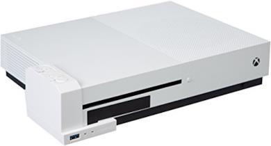AmazonBasics - Caricabatterie per controller (progettato per console Xbox One S)