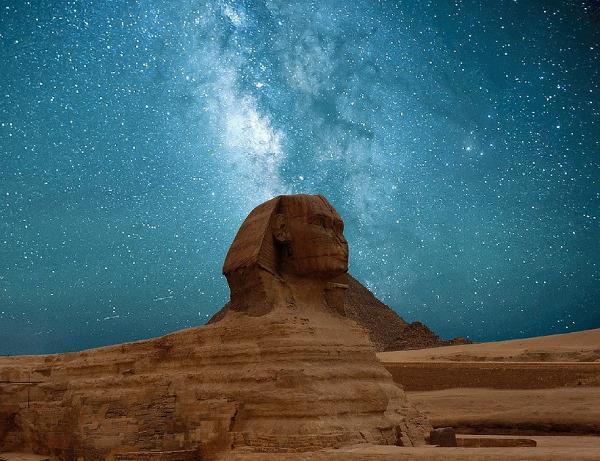 Sfinge egizia