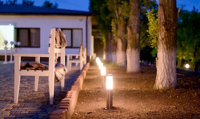 Le migliori lampade da esterni