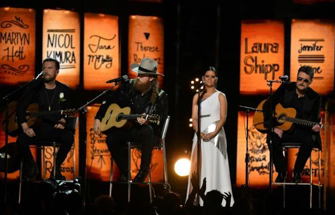 L'esibizione di Maren Morris ai Grammy 2018
