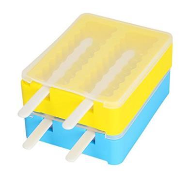 iNeibo Stampi ghiaccioli in silicone