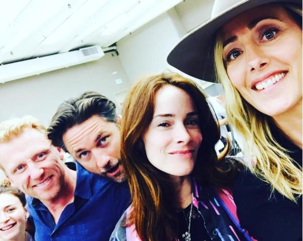Grey's Anatomy 14, parte del cast della nuova stagione